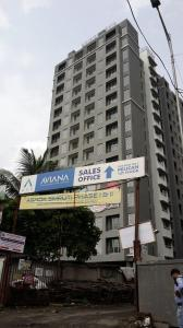 Gallery Cover Image of 720 Sq.ft 1 BHK Apartment for rent in Kasarvadavali, Thane West for 16000