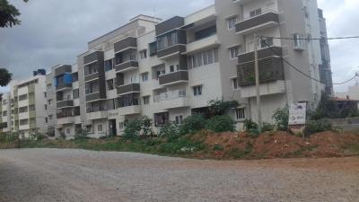Gallery Cover Image of 2400 Sq.ft 4 BHK Villa for rent in Sahakara Nagar for 50000