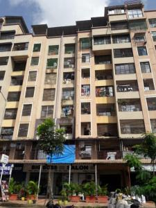 Gallery Cover Image of 645 Sq.ft 1 BHK Apartment for rent in Gaurav Shweta Residency, Mira Road East for 12500