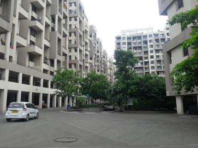 Gallery Cover Image of 1085 Sq.ft 2 BHK Apartment for rent in Mohammed Wadi for 15000