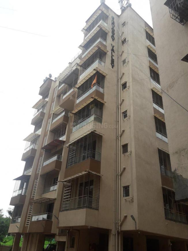 Building Image of 650 Sq.ft 1 BHK Apartment for rent in Dombivli East for 10000