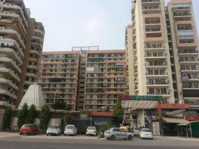 Gallery Cover Image of 1120 Sq.ft 2 BHK Apartment for rent in Gaur Green Vista, Nyay Khand for 19000
