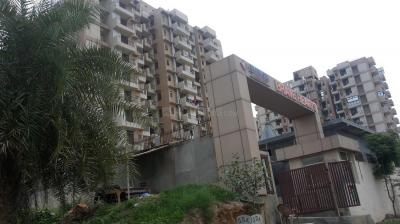 Gallery Cover Image of 680 Sq.ft 1 BHK Apartment for rent in Emenox Brave Hearts Plaza, Raj Nagar Extension for 4500