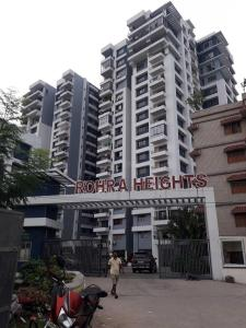 Gallery Cover Image of 1500 Sq.ft 3 BHK Apartment for rent in New Town for 22000