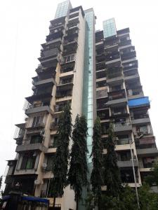 Gallery Cover Image of 1200 Sq.ft 2 BHK Apartment for rent in Reputed Palm Beach Heights, Seawoods for 40000