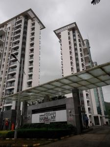 Gallery Cover Image of 1520 Sq.ft 3 BHK Apartment for rent in Kharghar for 40000