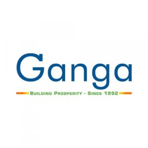 Ganga Foundation logo
