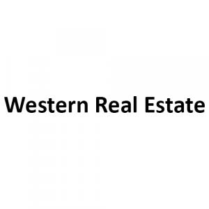 Western Real Estate logo