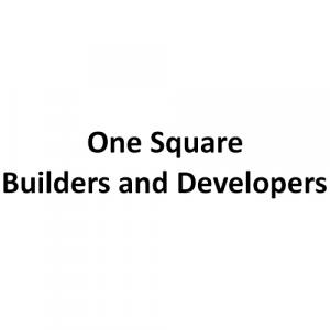 One Square Builders and Developers logo