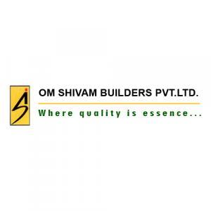 Om Shivam Builders logo