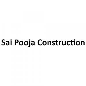 Sai Pooja Construction logo