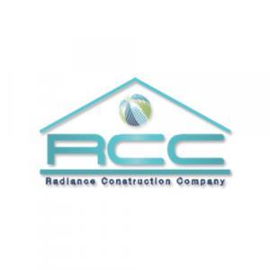 Radiance Construction Co. logo