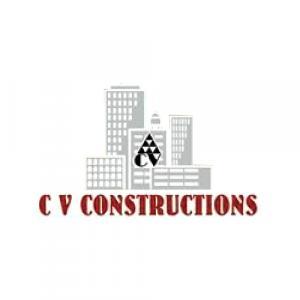 CV Constructions logo