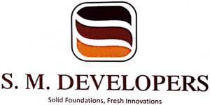 S M Developers logo