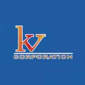 K.V.Corporation logo