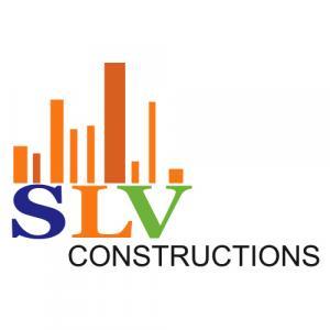 SLV Constructions logo