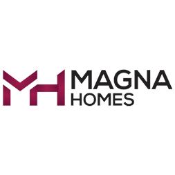 Magna Homes logo