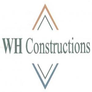 WH Constructions logo