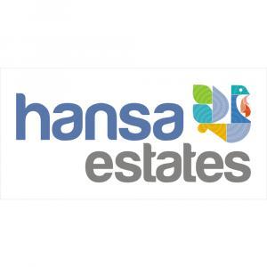 Hansa Estates logo