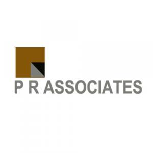 P R Associates logo