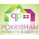 Pokkisham Promoters And Builders logo