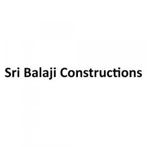 Sri Balaji Constructions logo