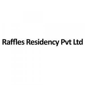 Raffles Residency Pvt Ltd logo