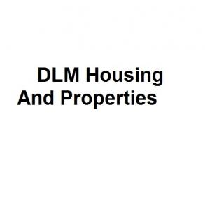 DLM Housing And Properties logo