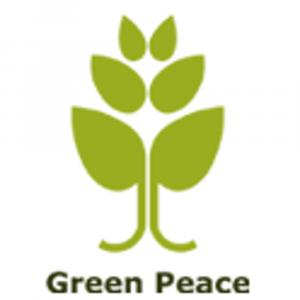 Green Peace  logo