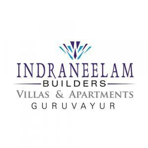 Indraneelam Builders logo