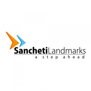 Sancheti Landmarks logo