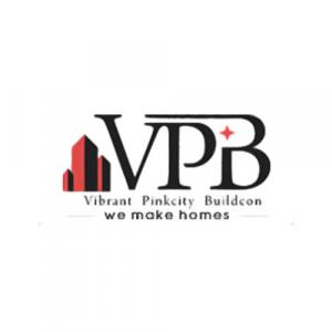 Vibrant Pinkcity Buildcon logo