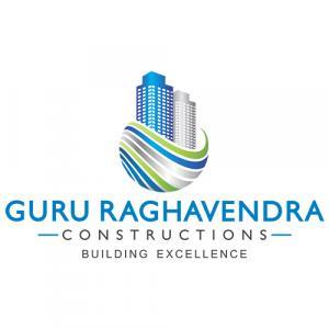 Guru Raghavendras Constructions logo