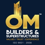 Om Builders and Superstructures logo