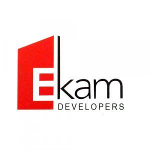 Ekam Developers logo