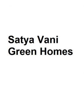 Satya Vani Green Homes logo