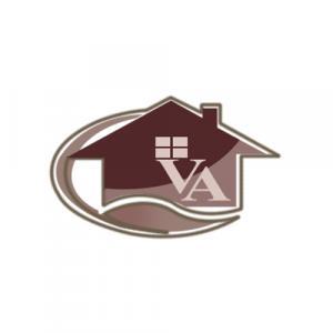 VA Constructions logo