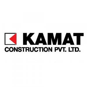 Kamat Construction Pvt. Ltd. logo