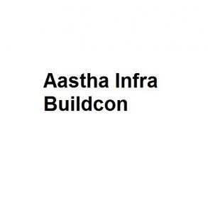 Aastha Infra Buildcon logo