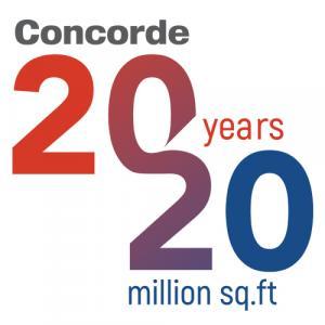 Concorde Housing Corporation Pvt. Ltd. logo