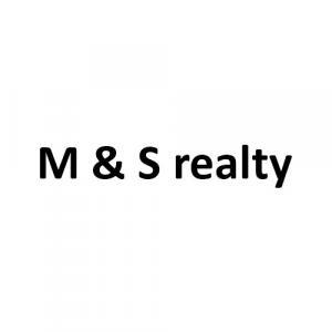 M & S Realty logo