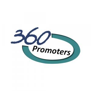 360 Degree Promoters logo