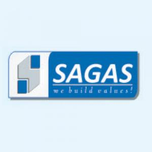 Sagas Constructions logo
