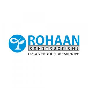 Rohaan Constructions Pvt. Ltd. logo