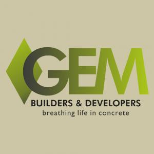 GEM Builders & Developers logo