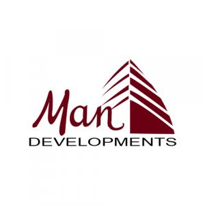 Man Developments logo