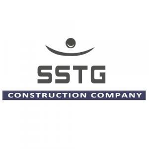 SSTG Construction Company logo