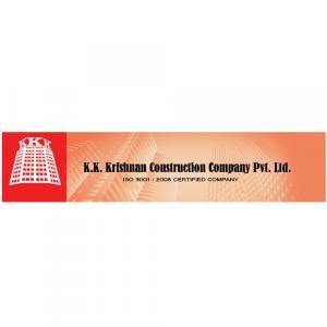 K.K. Krishnan Construction logo