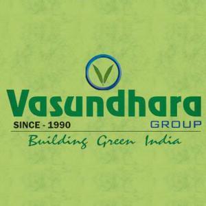 Vasundhara Homes logo