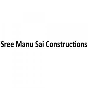 Sree Manu Sai Constructions logo
